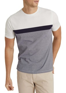 Reiss Duncan Slim Fit Stripe T-Shirt