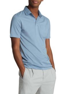 Reiss Elliot Cotton Polo