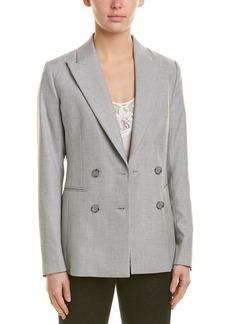 Reiss Estie Wool & Silk-Blend Jacket