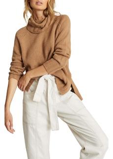 Reiss Eve Cowl Neck Wool Sweater