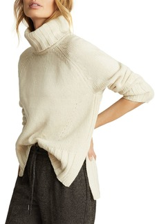 REISS Eve Roll Neck Sweater