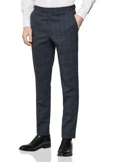 REISS Fresco Mixer Slim Fit Trousers