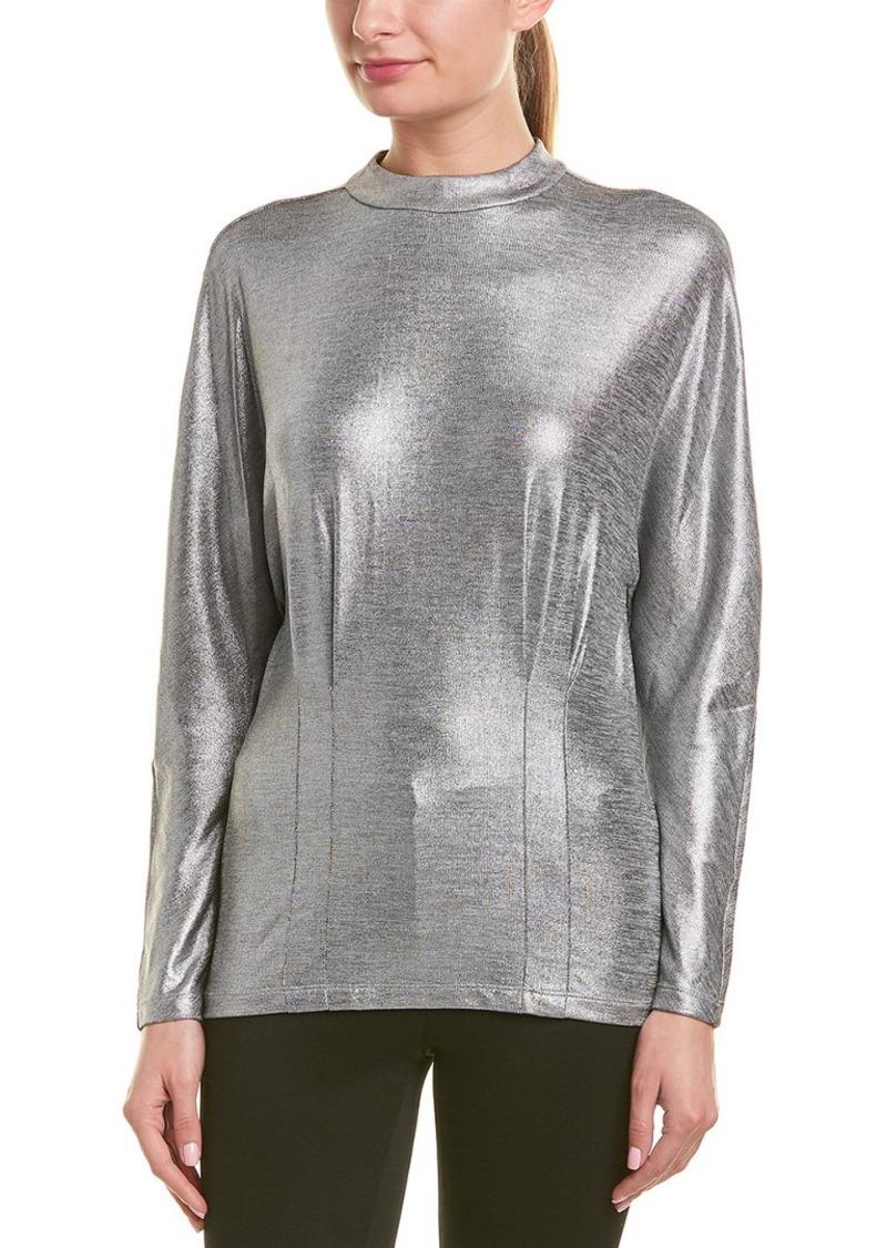 Reiss Gale Metallic Sweater