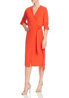 REISS Grace Wrap Dress