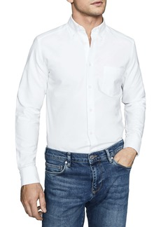 Reiss Greenwich Slim Fit Button-Down Shirt