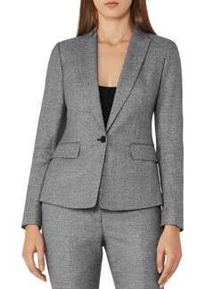REISS Hampstead Tailored Textured Blazer