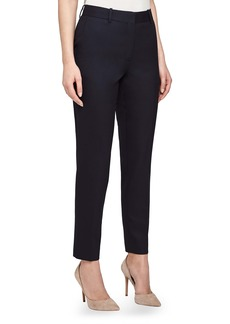 Reiss Hartley Slim Textured Trousers
