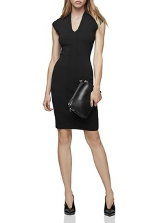 REISS Jasmine Knit Dress