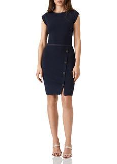 REISS Jetta Knit Dress