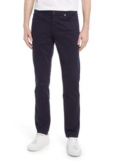 Reiss Kalkan Men's Slim Fit Five Pocket Stretch Cotton Pants