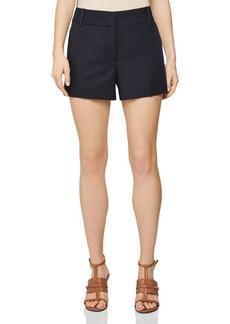 REISS Lyla Twill Shorts