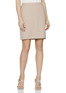 REISS Maddox Tailored Skirt