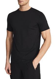 Reiss Morgan Short Sleeve Performance T-Shirt
