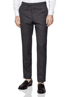 REISS Move Mouline Slim Fit Trousers