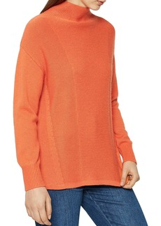 REISS Naomi Funnel-Neck Sweater