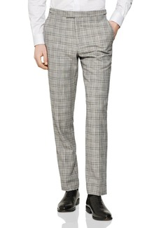 REISS Ned Slim Fit Mixer Trousers