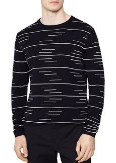 REISS Oswald Stripe Sweater