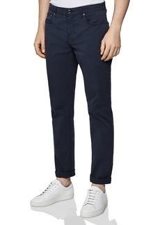 REISS Pistol 5-Pocket Slim Fit Pants