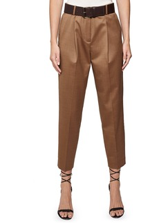 Reiss Quinne Boyfriend Tapered Trousers