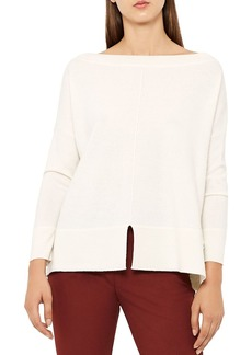 REISS Selina Wool & Cashmere Sweater