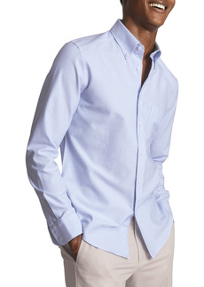 Reiss Solid Button-Down Oxford Shirt