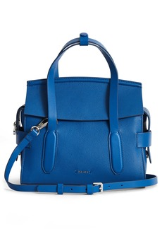 Reiss Sophie Leather Crossbody Bag