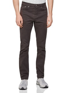 REISS Spruce Slim Fit Jeans in Charcoal
