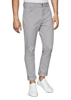 REISS Spruce Twill Slim Fit Trousers