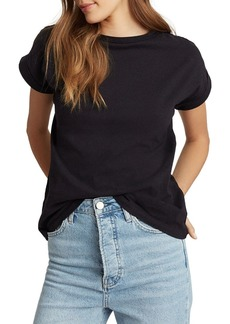 REISS Tereza Cotton Tee