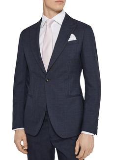 REISS Terrance Wool Slim Fit Suit Jacket