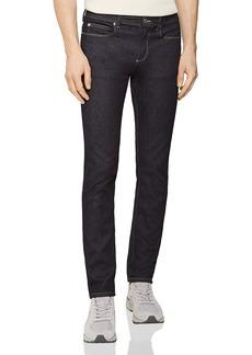 REISS Toronto Jersey Skinny Jeans in Indigo