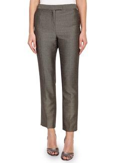 Reiss Zen Foulard Taper Trousers
