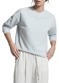 Women's Reiss Brooke Cotton Blend Sweatshirt