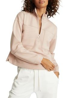 Women's Reiss Etta Half Zip Pullover