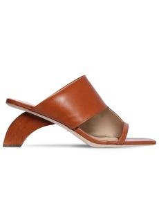 Rejina Pyo 60mm Leather Sandals