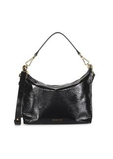 Rejina Pyo Alma Patent Leather Shoulder Bag