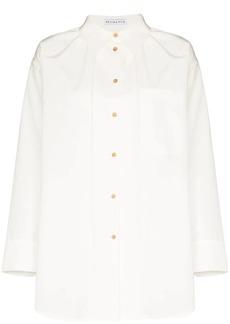Rejina Pyo organic cotton button-up shirt