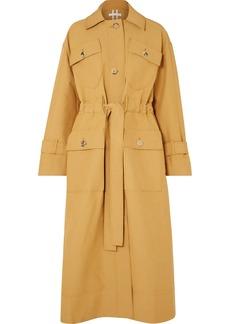 Rejina Pyo Ava Belted Gabardine Trench Coat
