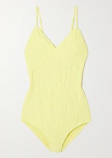 Rejina Pyo Ava Seersucker Bodysuit