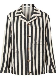 Rejina Pyo Billie Striped Denim Jacket