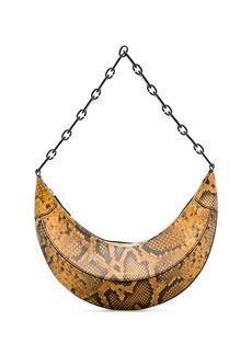 Rejina Pyo curved snake print shoulder bag