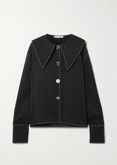 Rejina Pyo Elliot Jacquard Shirt
