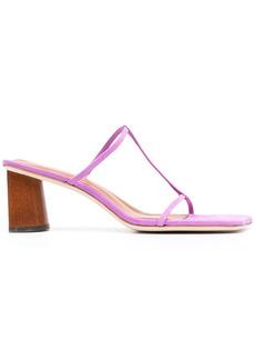 Rejina Pyo Erin 60mm leather sandals