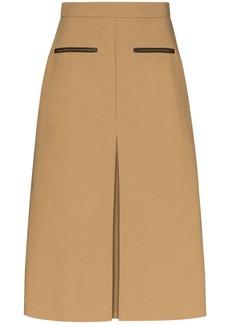 Rejina Pyo Hazel A-line midi skirt