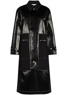 Rejina Pyo Logan patent raincoat