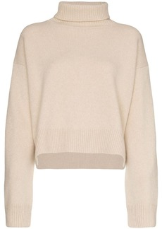 Rejina Pyo Lyn cashmere boxy-fit jumper
