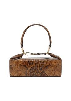 Rejina Pyo Olivia Snake Print Leather Bag