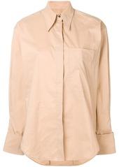 Rejina Pyo oversized cuff shirt