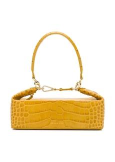 Rejina Pyo Pyo crocodile embossed box tote -