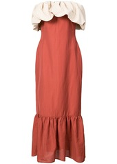 Rejina Pyo Allegra dress - Red